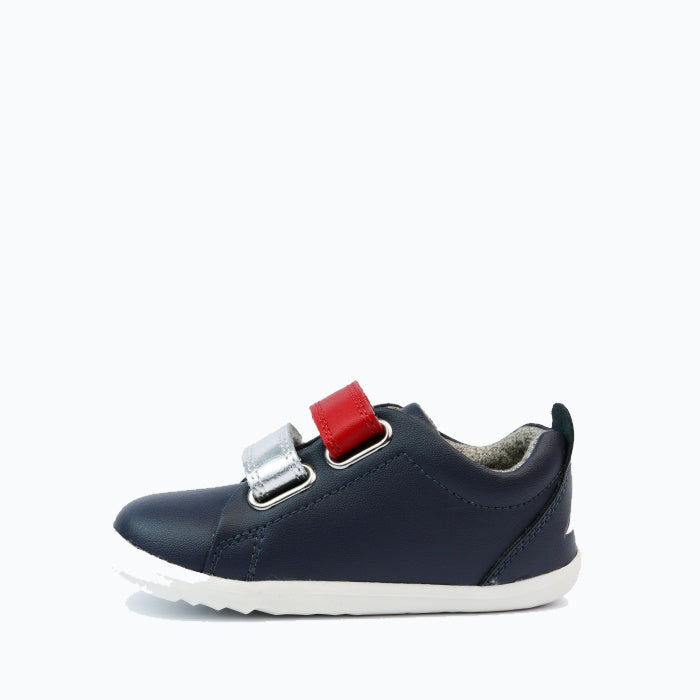 Bobux Step Up SU SWITCH Grass Court Sneaker Navy