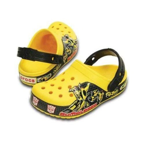 Crocs Kids - Transformers Bumble Bee - Yellow