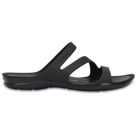 Crocs - Swiftwater Sandal All Black womens 7-, 8, 9