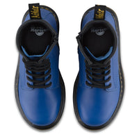Dr Martens Kids - 1460 J Blue lace up boot with zip uk10-3 Delaney