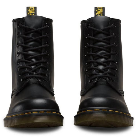 Dr Martens 1460 Black 1460Z DMC 8 Up Boot Smooth