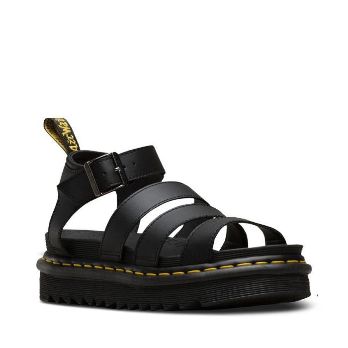 Dr Martens - Blaire Hydro Black - Chunky Sandal- No Other Sizes