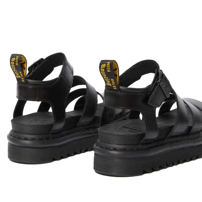 Dr Martens Blaire Chunky Brando Leather Sandals