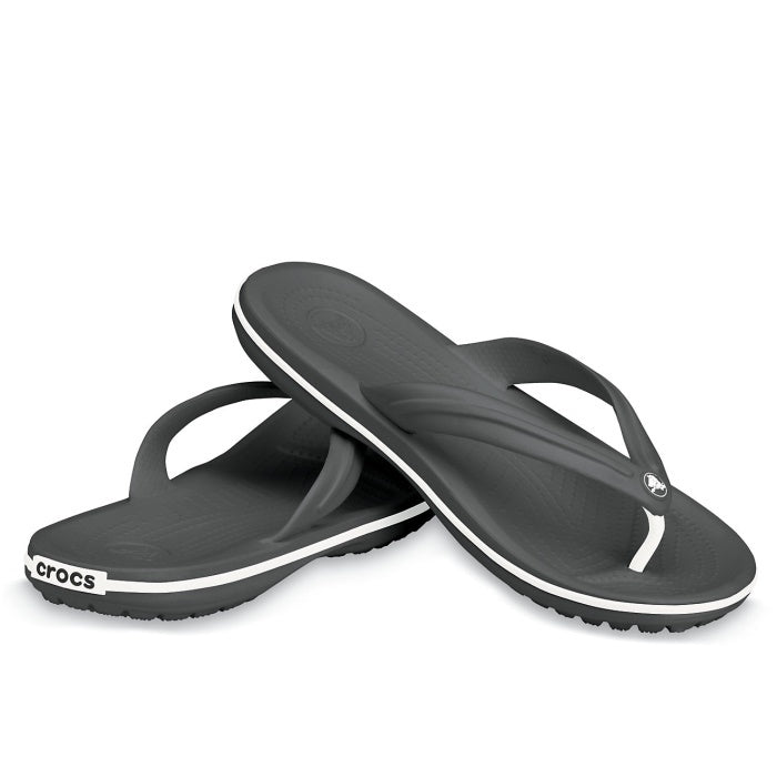 Crocs Crocband Flip Flop Black Mens Womens