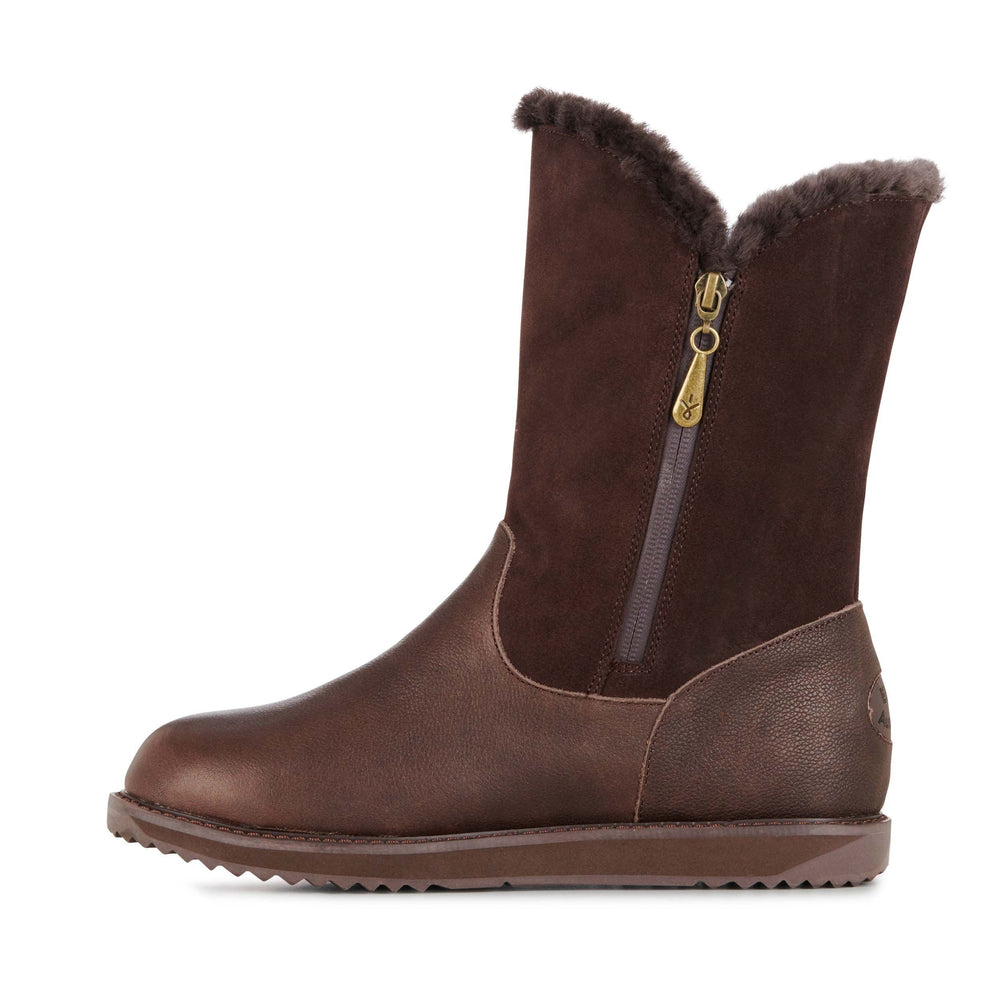 Emu - Women's Latrobe Sheepskin WATERPROOF BOOT Espresso Brown
