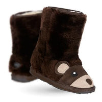 EMU - Kids - Little Creatures Brown Bear boot us 8-4