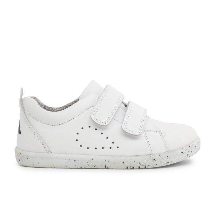 Bobux - Iwalk Grass Court Sneaker White 633703