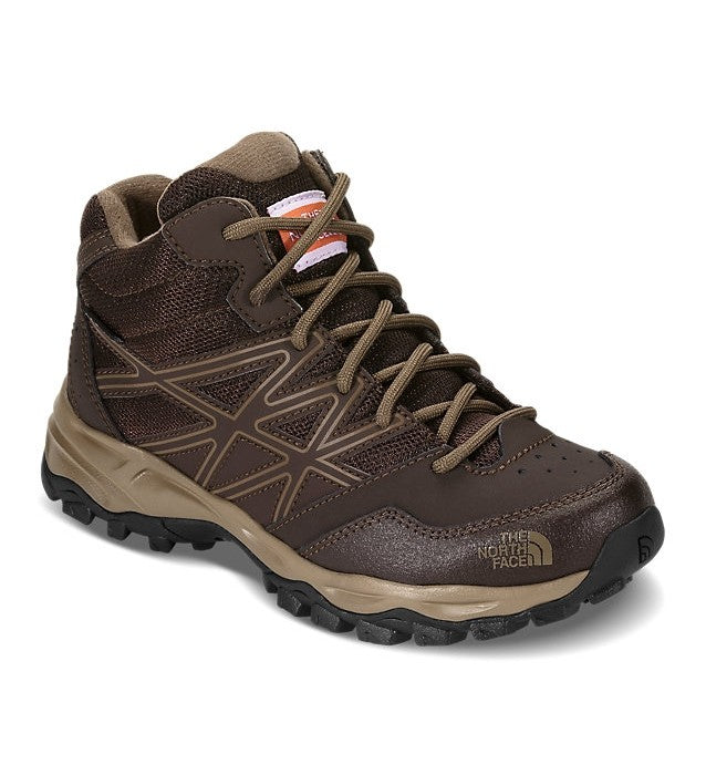 The North Face Hedgehog Hiker Mid Boot  Brown