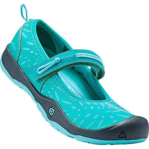 Keen Kids us 11 - 6 - Moxie Mary Jane Viridan Dress Blue  us11-6