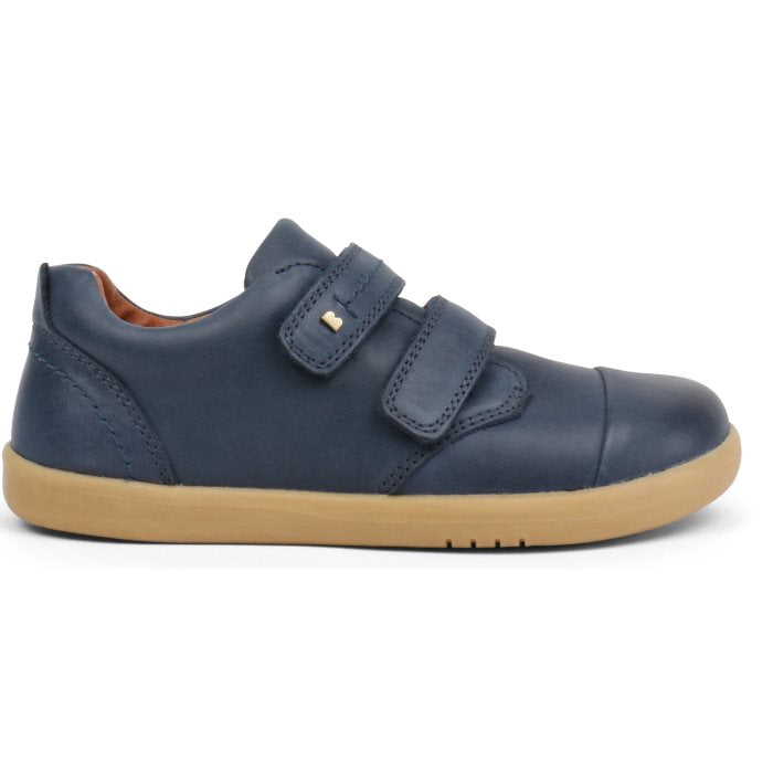 Bobux Kid+ Port Shoe Navy 833001A