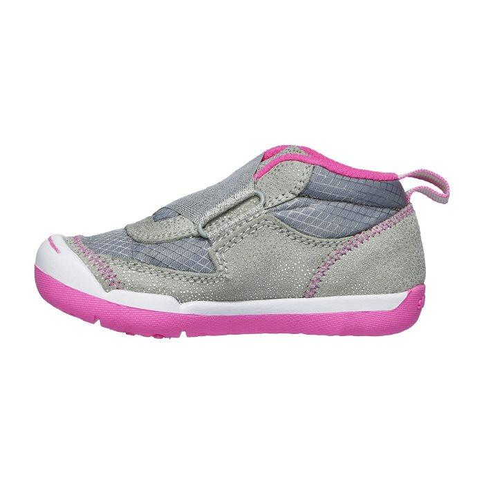 Skechers Toddlers Flex Play Early Start Girls Mid Boot With Toe Buffer