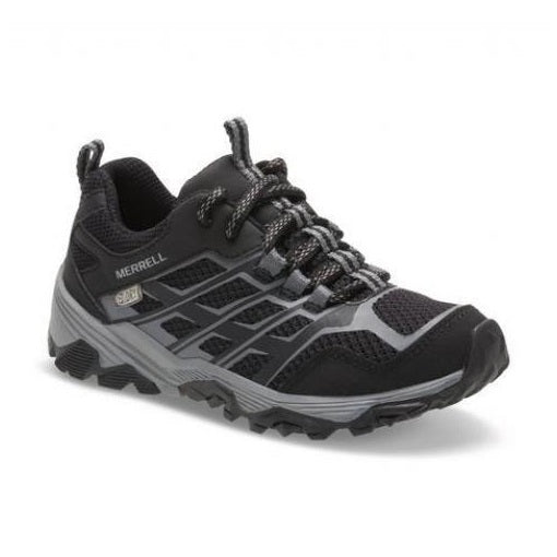 Merrell Moab Youths Lace Up Waterproof Hikers us 11-6