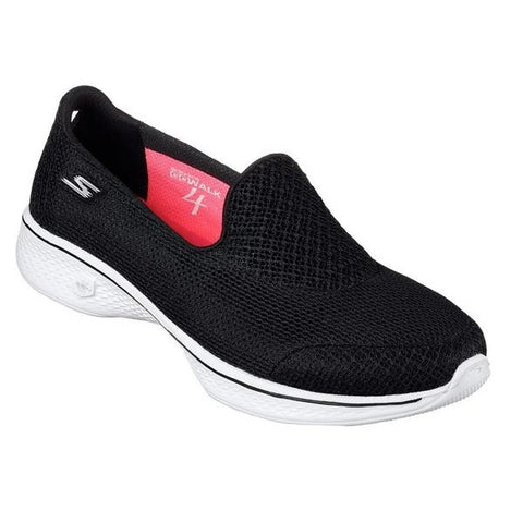 Skechers - Propel  Go Walk 4 -  Black/White