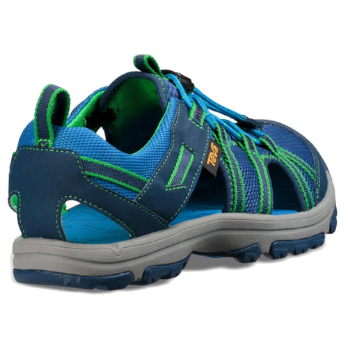 8b13bd22192b Teva Boys - K Manatee Navy Closed Toe Sandal us 11 to 7 - Free SHIPPING