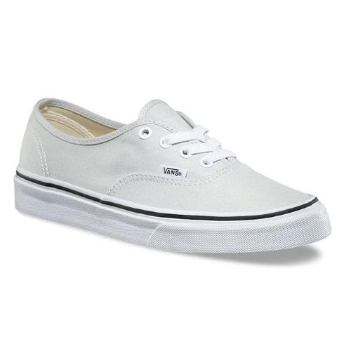 Unisex kids Vans Authentics Ice White Youths - On Sale - Freight ... 73d8a1555