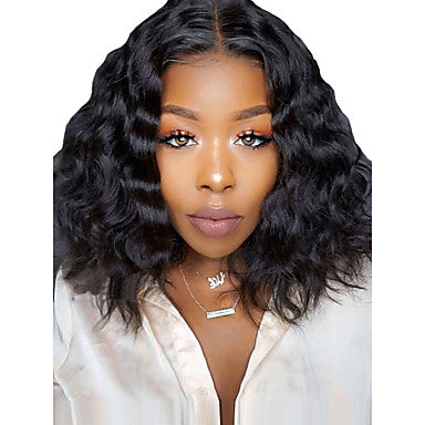 Peruvian Water Wave Virgin Human Hair Weave Bundles Natural Color 8-28 Inches - NiceHair