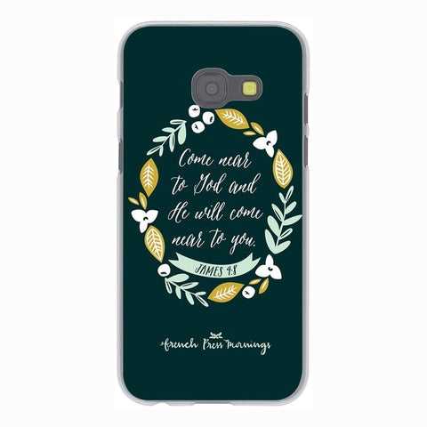 'Come Near To God' Phone Case For Samsung Galaxy & Grand Prime Note