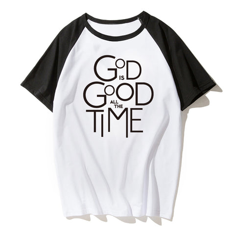 'God Is Good All The Time' T-Shirt