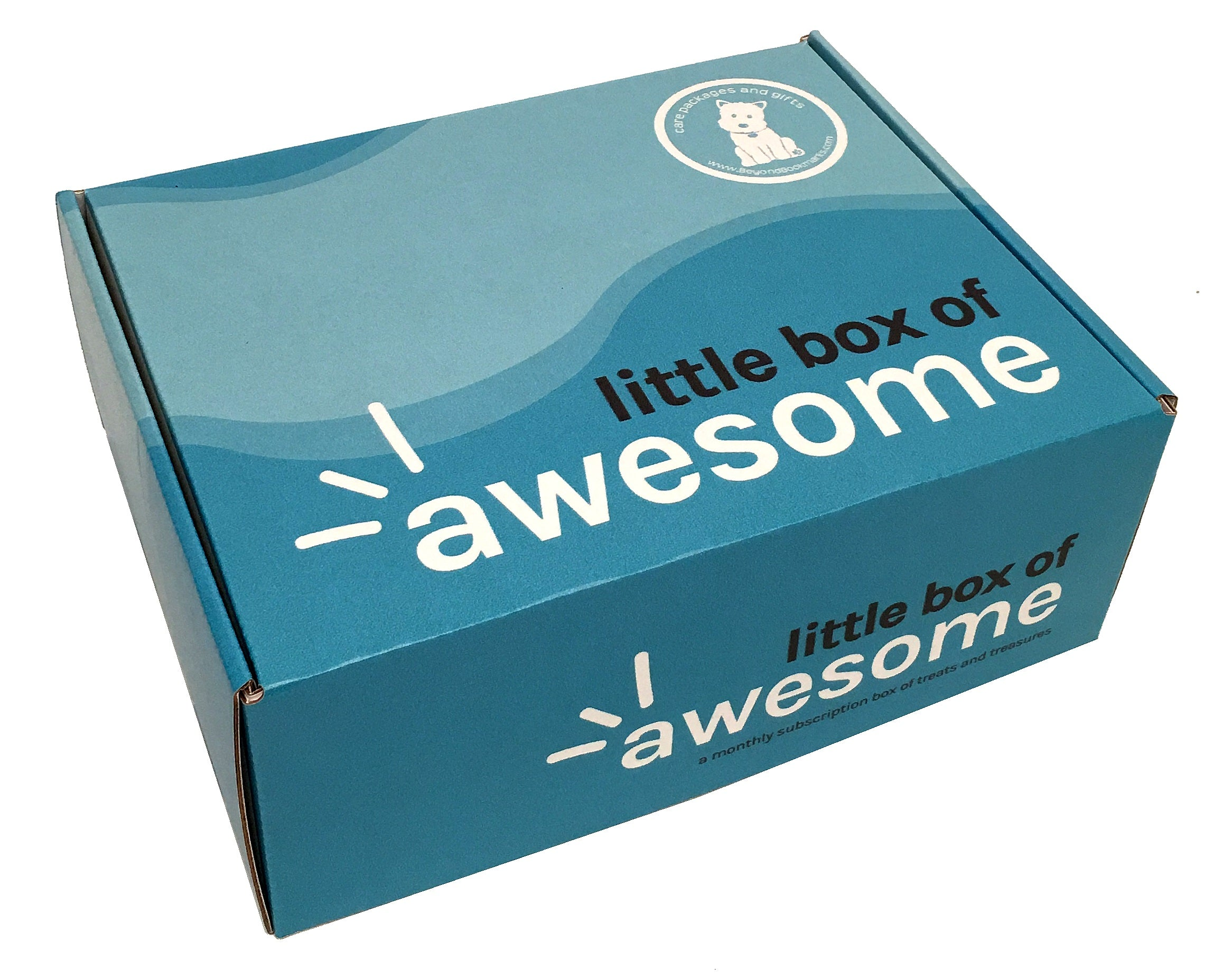 Little Box of Awesome - hipkits.com