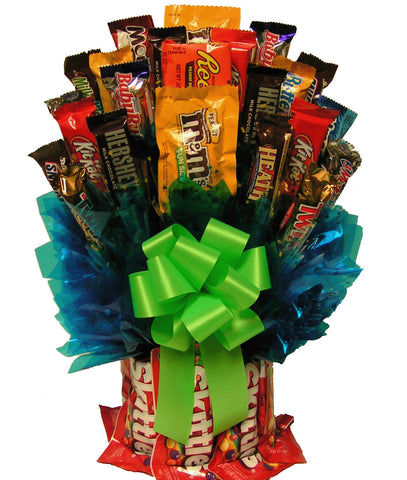 Skittles™  & More Bouquet - hipkits.com