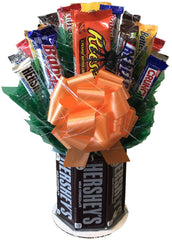 Halloween Holiday Hershey's™  & More Bouquet - hipkits.com