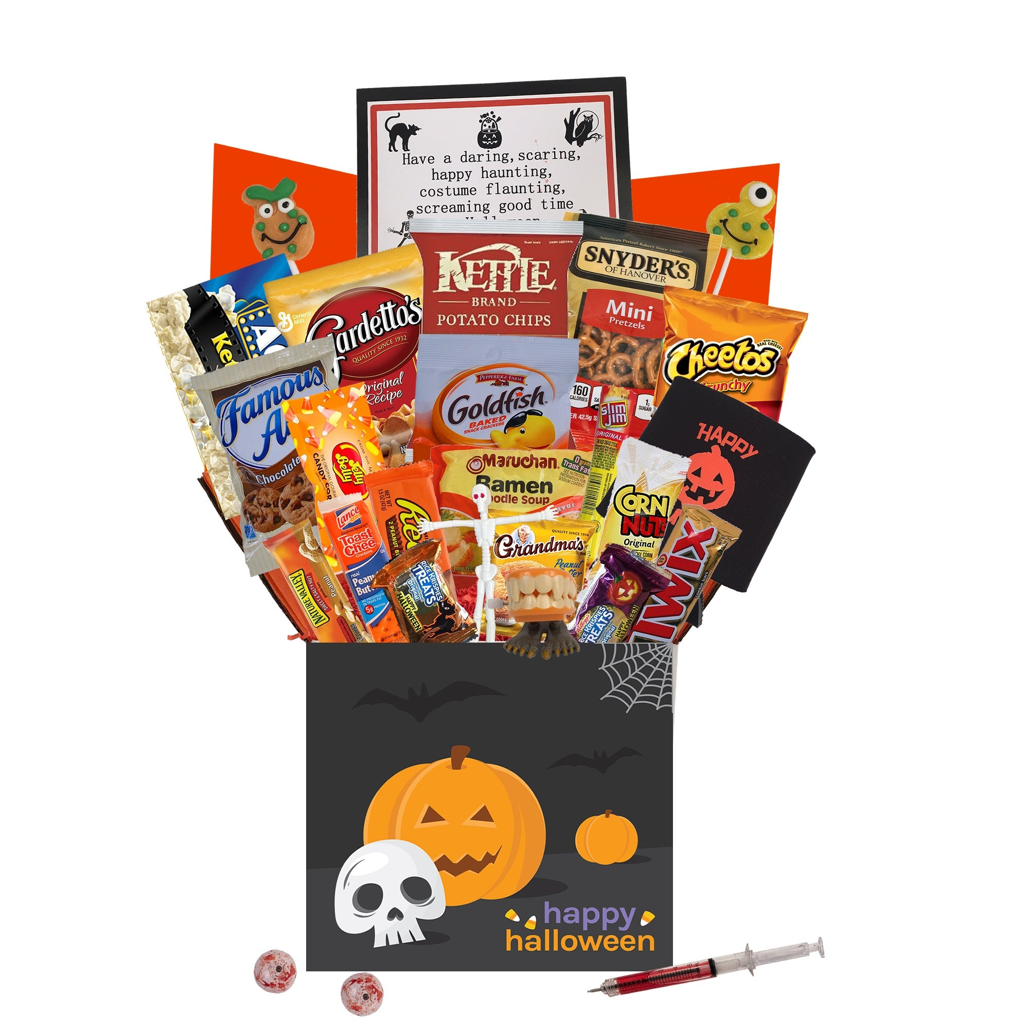 Halloween Stuff Box - Medium Size - hipkits.com