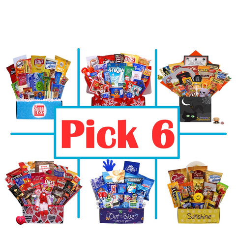 Pick 6 Kit Club - You Choose Which 6!