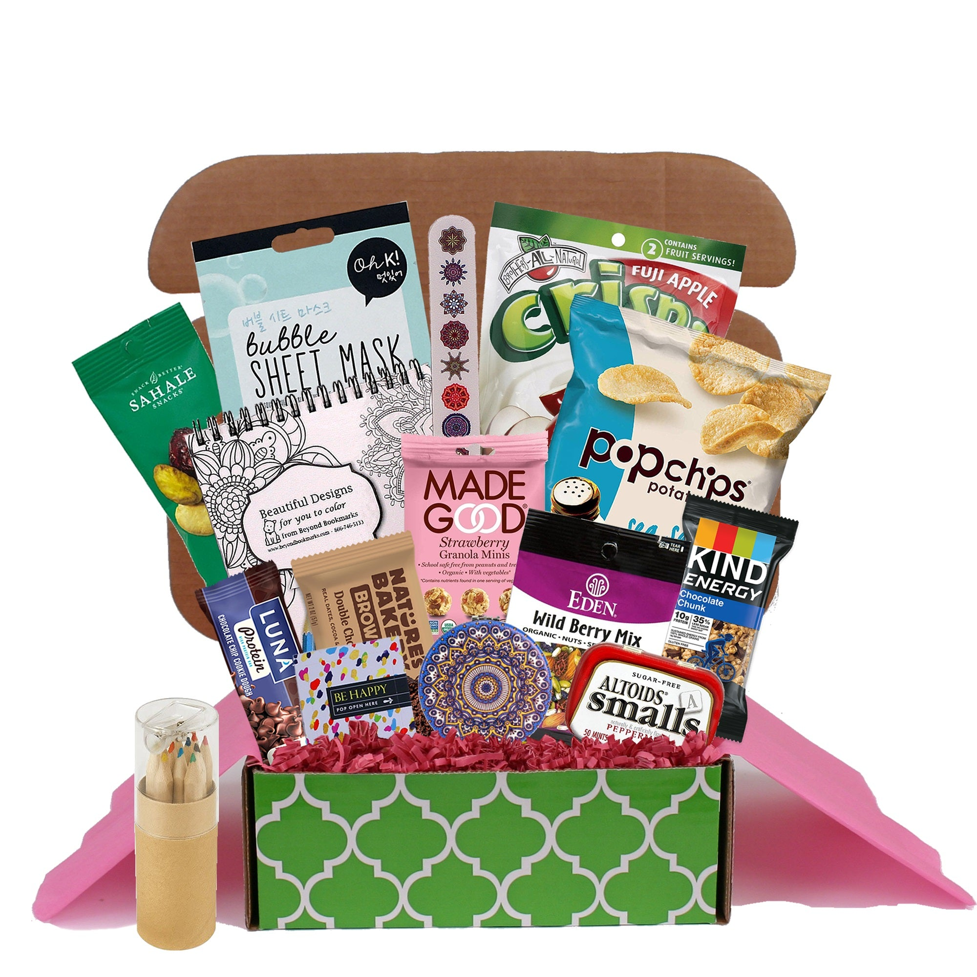 Go Girl Gift Box
