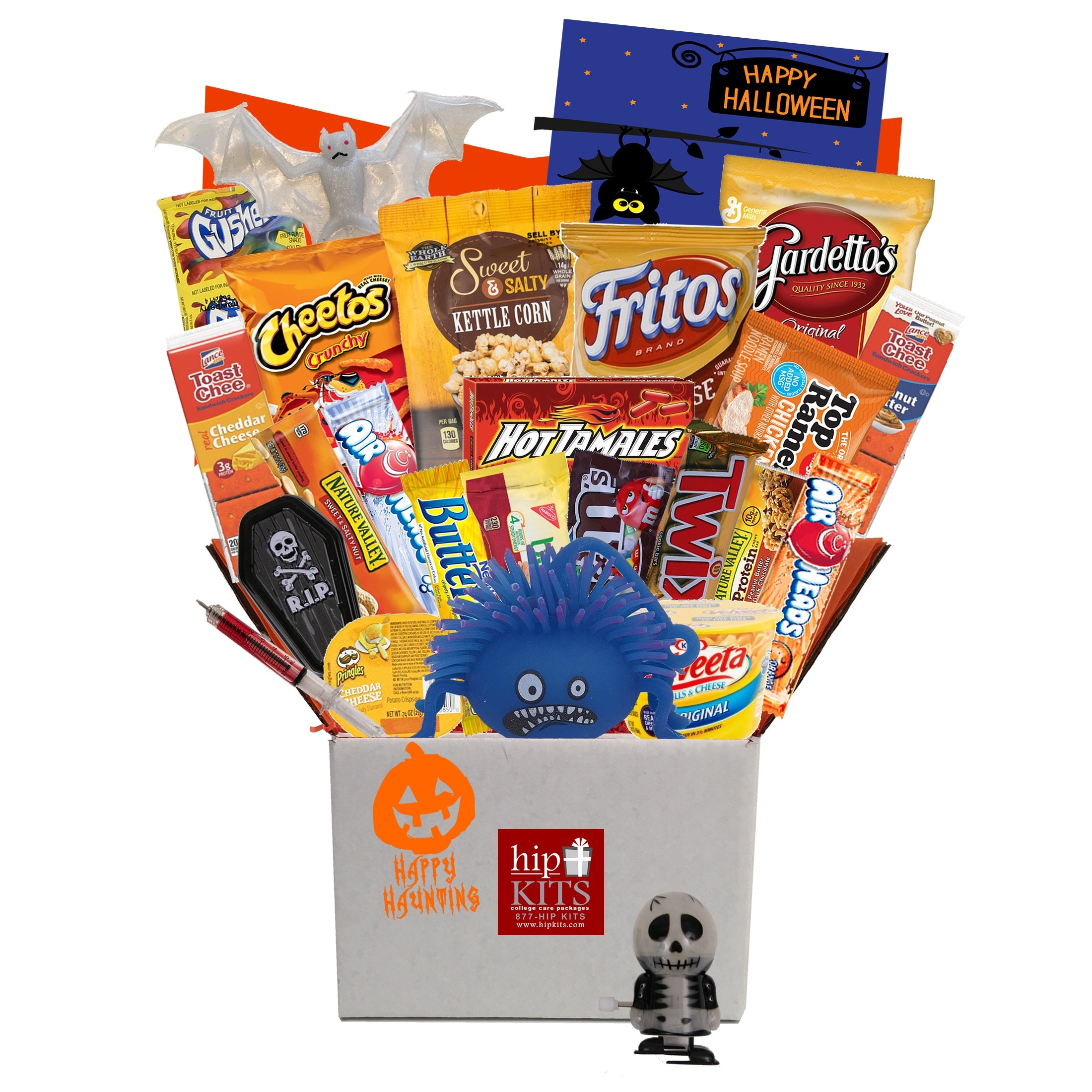 Happy Haunting Snack Pack - hipkits.com