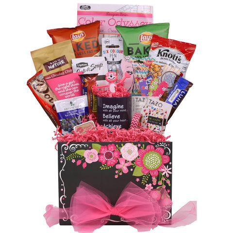 Miss Bliss Gift Basket - hipkits.com
