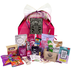 Miss Bliss Gable Gift Basket - hipkits.com