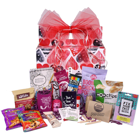 Miss Bliss Valentine Basket - hipkits.com