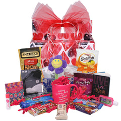 Today is the Day Valentine's Day Gift Basket - hipkits.com
