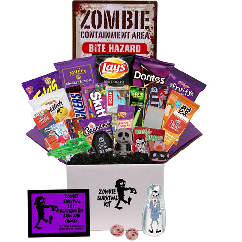 Zombie Survival Kit - hipkits.com