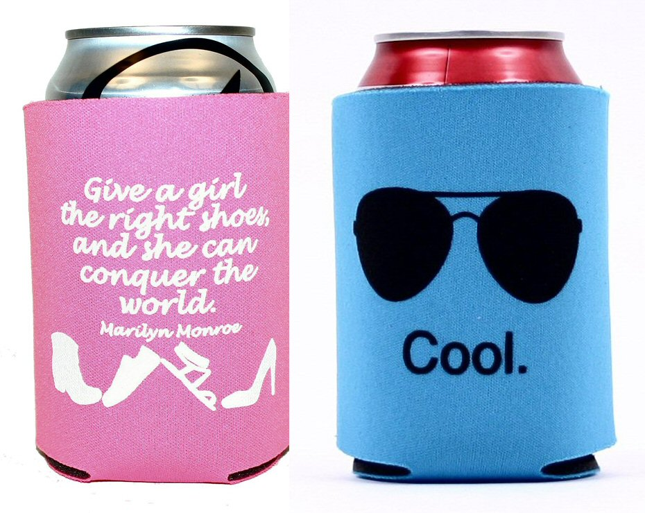 Can Koozie Choice - hipkits.com