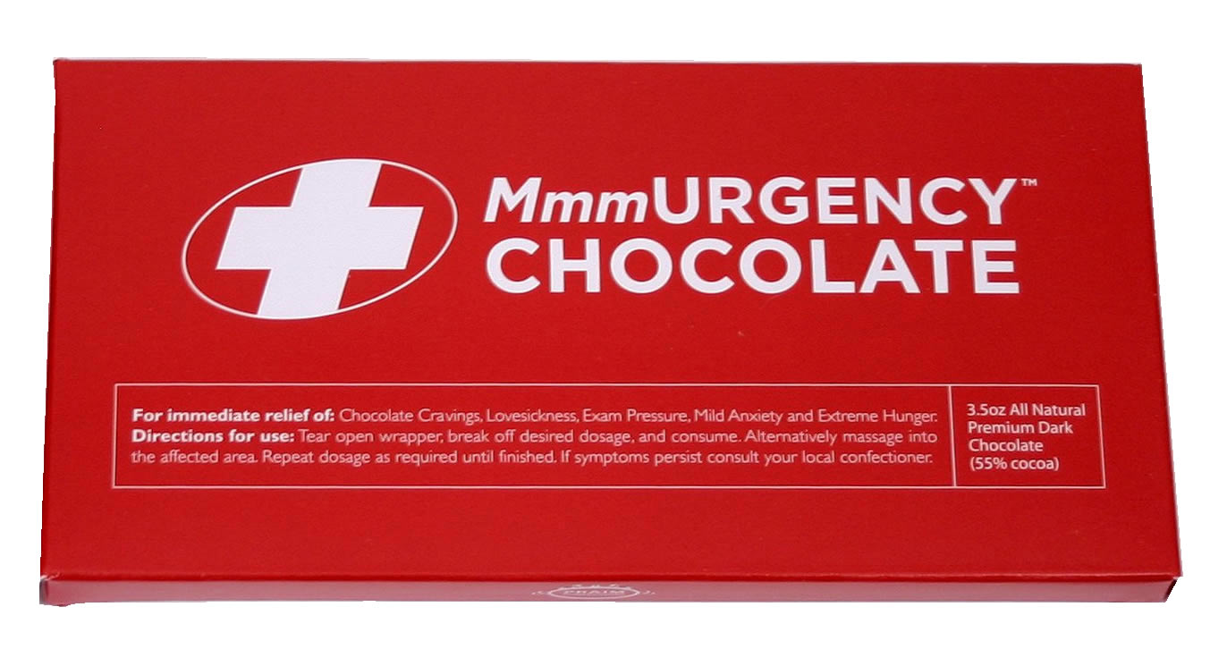 Emergency Chocolate - hipkits.com