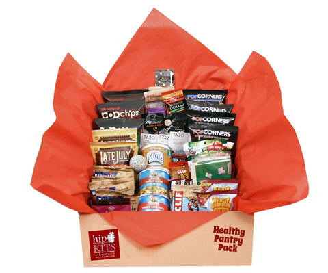 Healthy Pantry Pack - Over 40 Snacks - hipkits.com