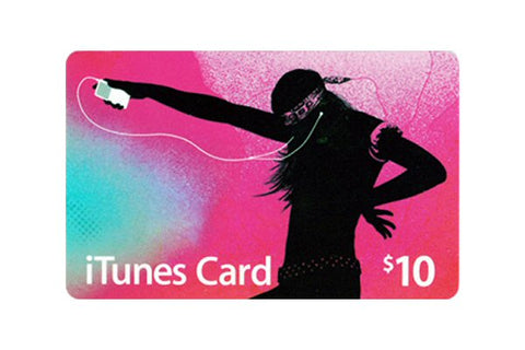 iTunes Card - hipkits.com