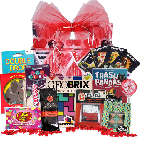 Valentine S Day Gift Baskets For All Beyond Bookmarks