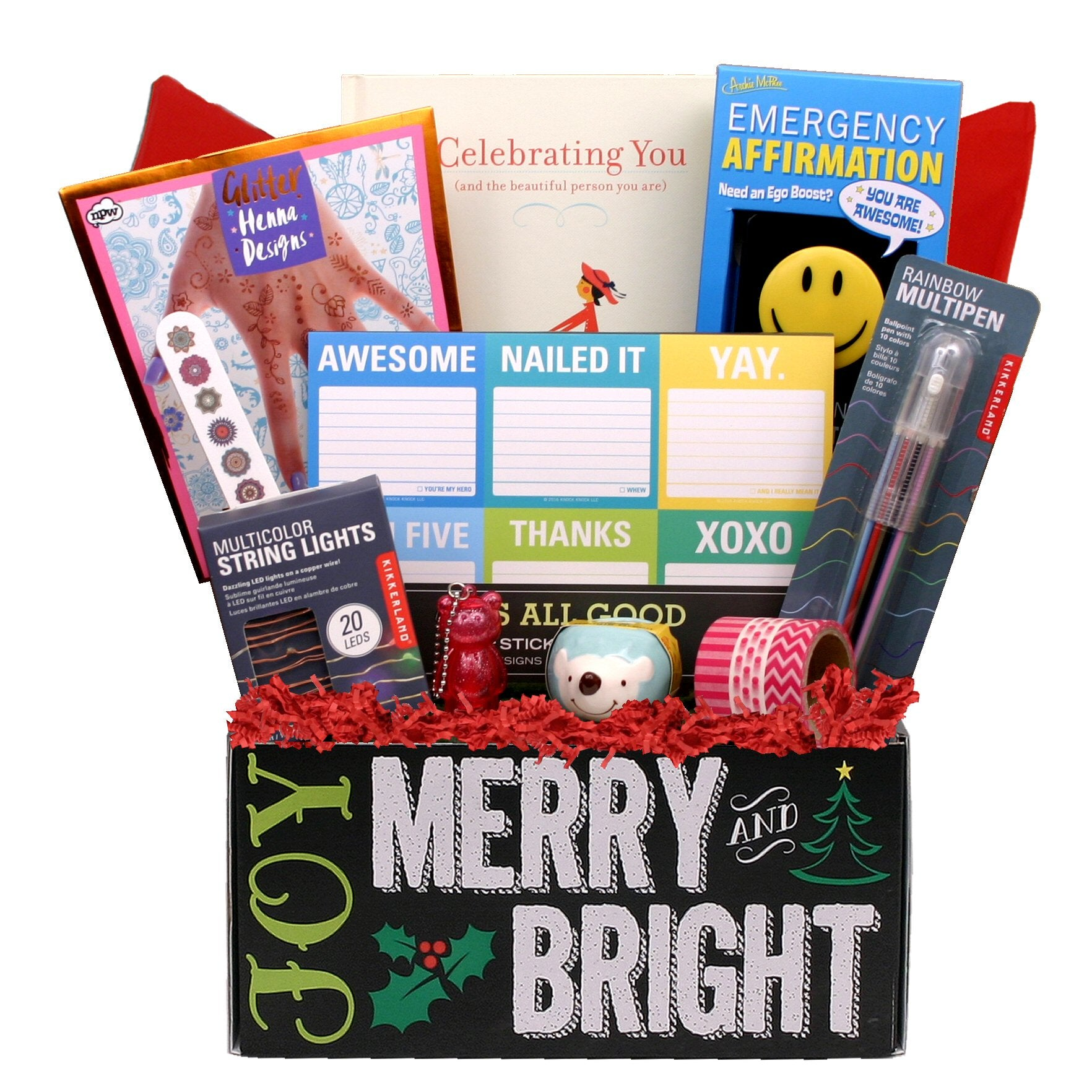 Celebrating You Holiday Gift - beyondbookmarks.com