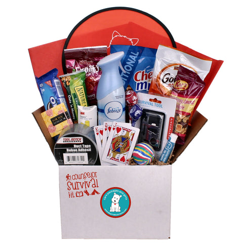 Camp Counselor Survival Kit - beyondbookmarks.com