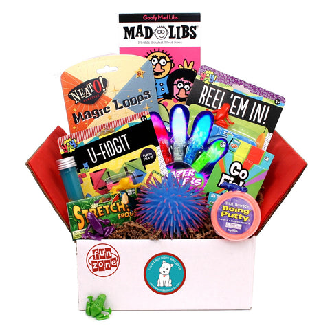 Fun Zone Pack - beyondbookmarks.com