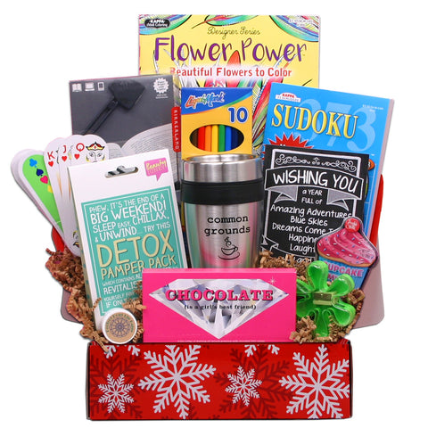 Christmas Gift Baskets For Kids.Christmas Gifts For Kids Beyond Bookmarks