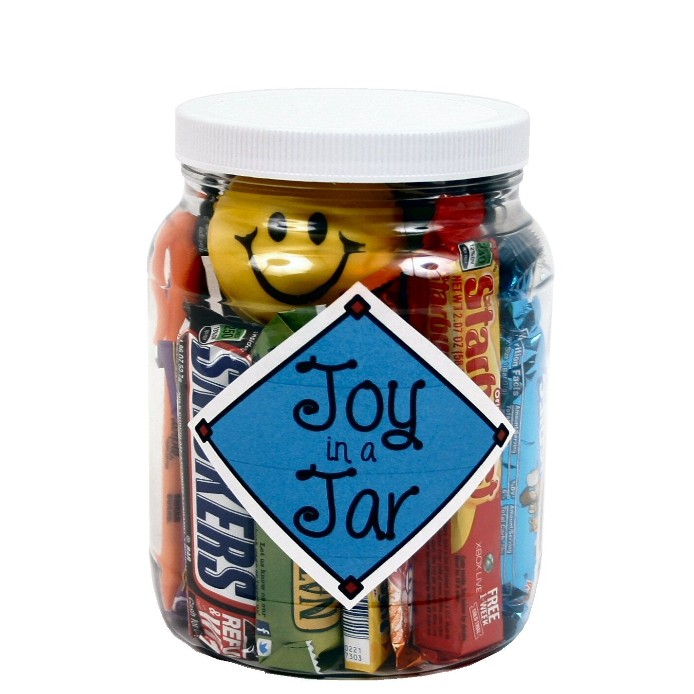 Joy in a Jar - beyondbookmarks.com