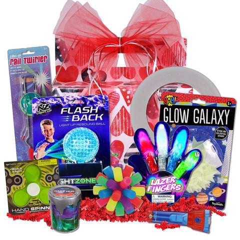 Radiate the Glow in the Dark Valentine's Day Gift