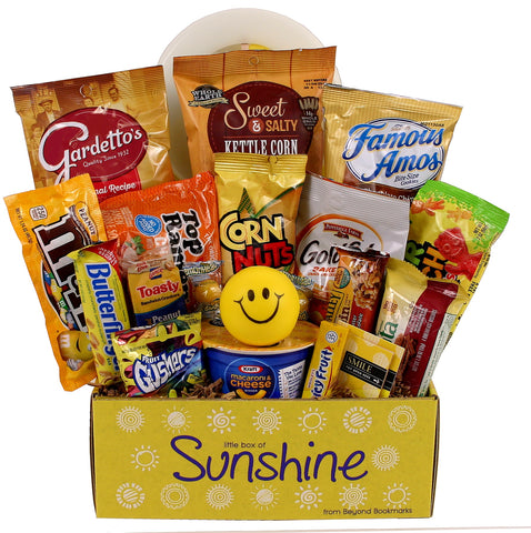 Little Box of Sunshine - beyondbookmarks.com
