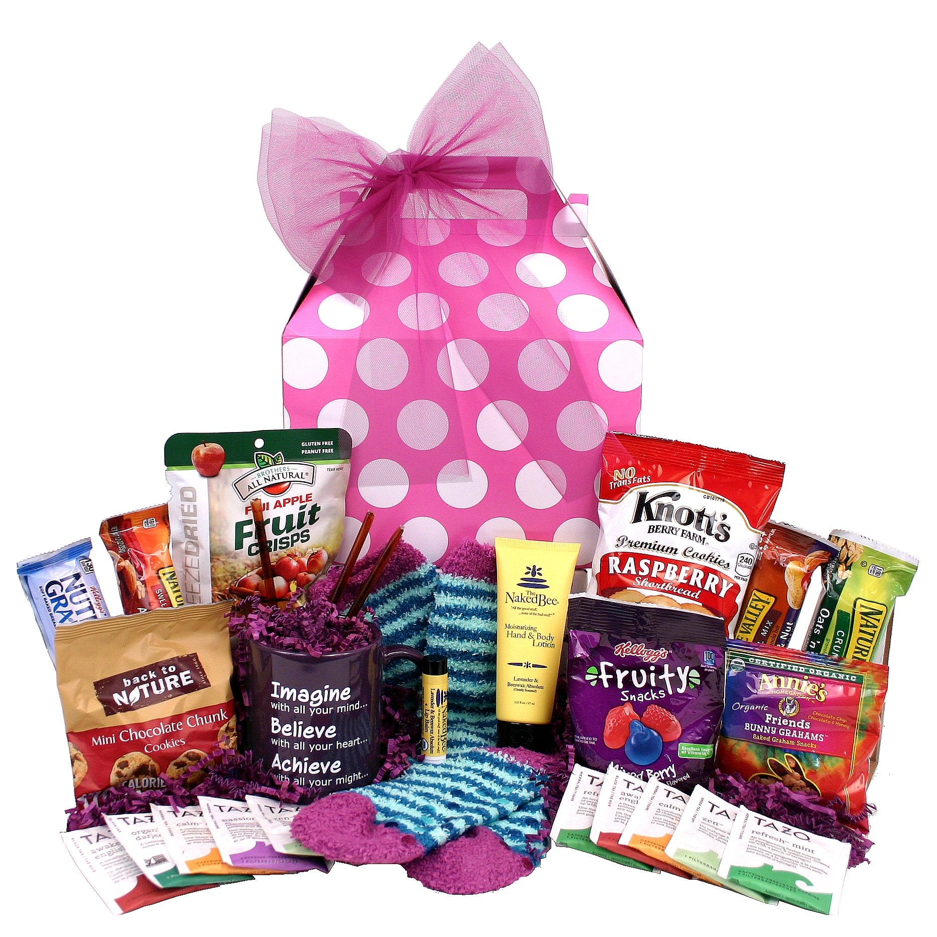 Tea Time - the Tea Lover's Gift Box - beyondbookmarks.com
