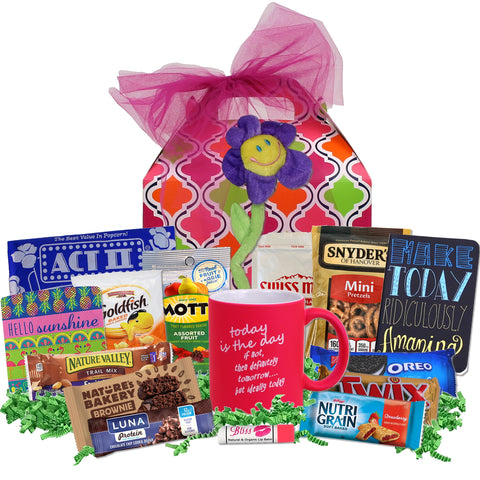 Today is the Day Gift Basket