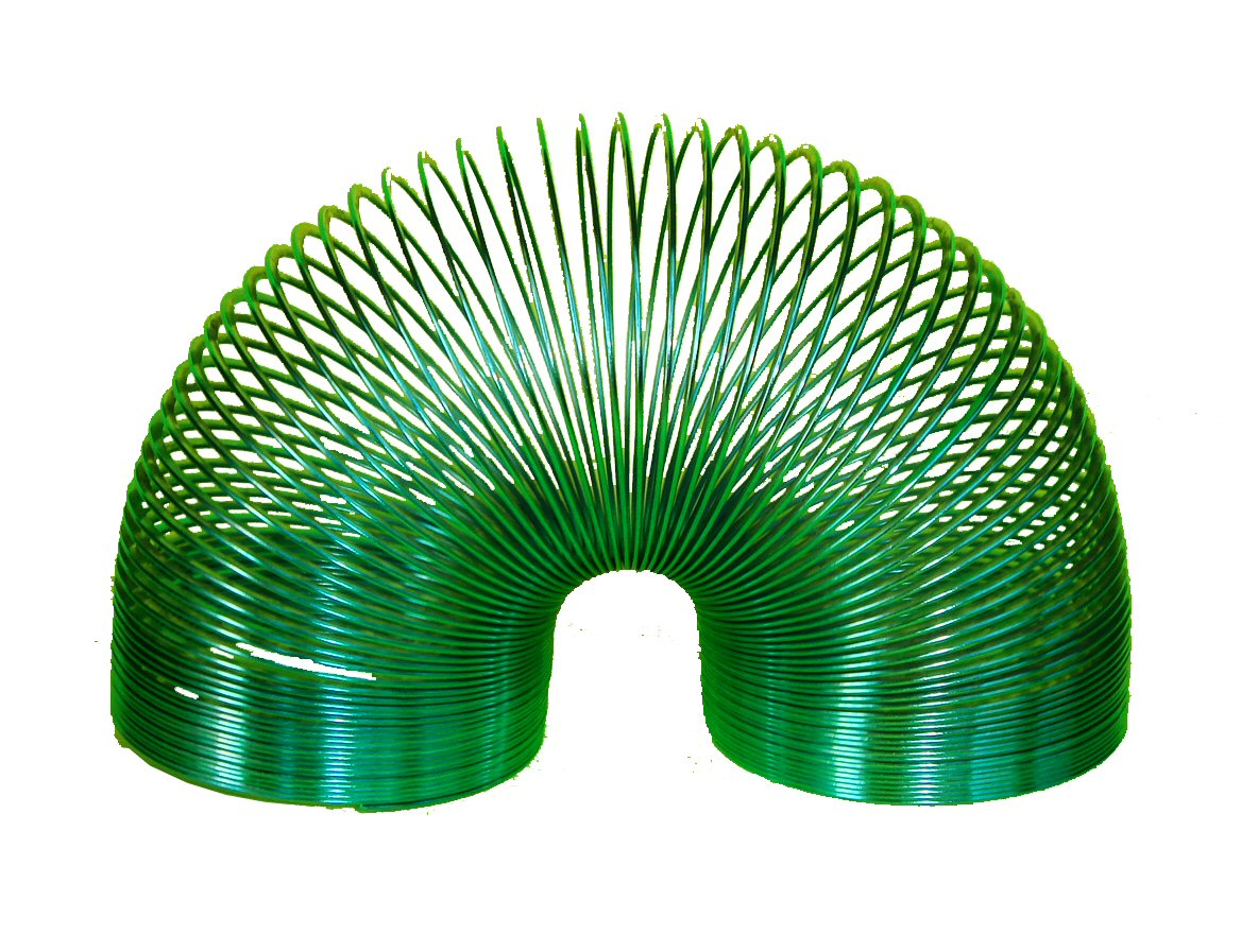 The Slinky - beyondbookmarks.com