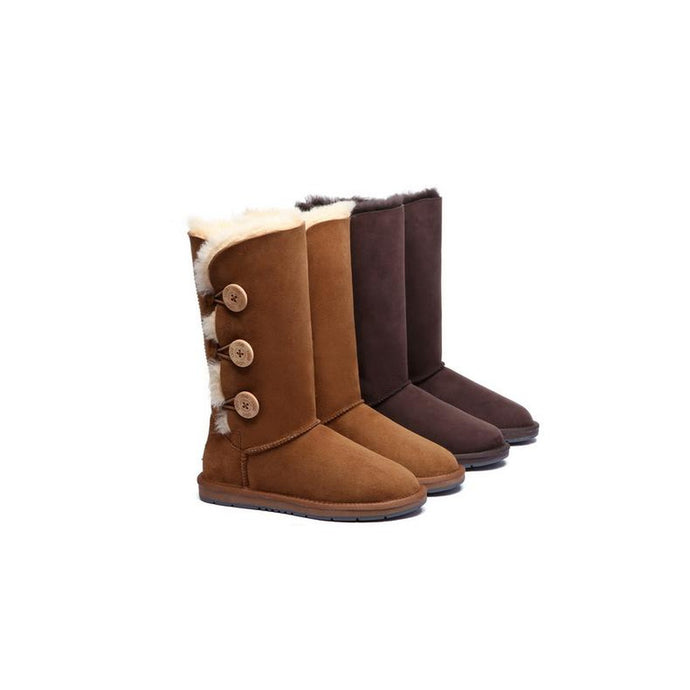Tall Bailey Triple Button UGG Boots